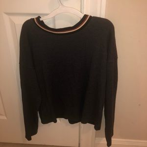 forever 21 crew sweater!